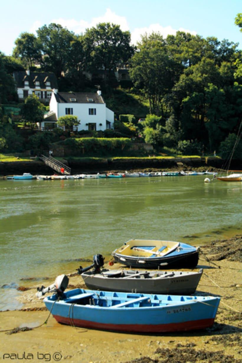 Voyages en Bretagne: Le Bono et Auray (travels around France: Le Bono and Auray) 9