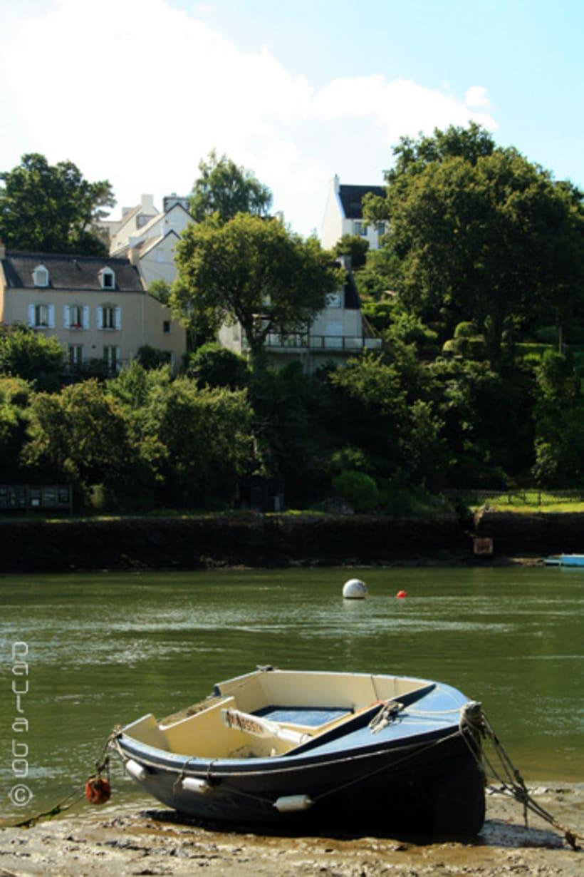 Voyages en Bretagne: Le Bono et Auray (travels around France: Le Bono and Auray) 2