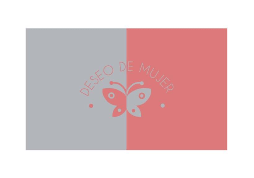 Logo Deseo de Mujer 3