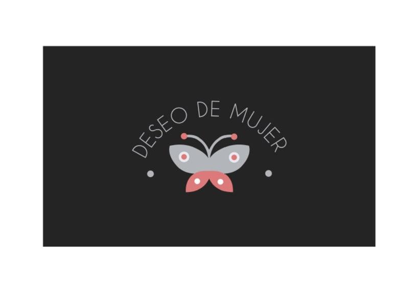Logo Deseo de Mujer 2