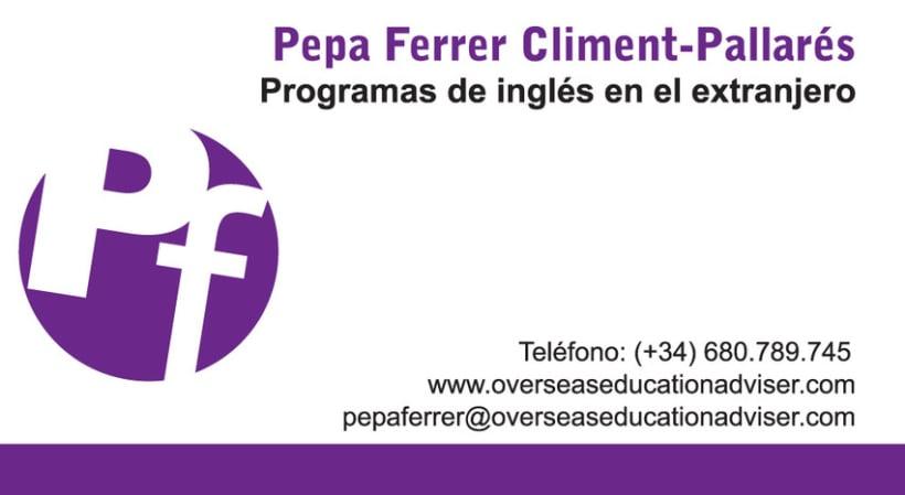 graphic design (logo, carte de visite et brochures) / graphic design (logo, business cards and brochures) 1