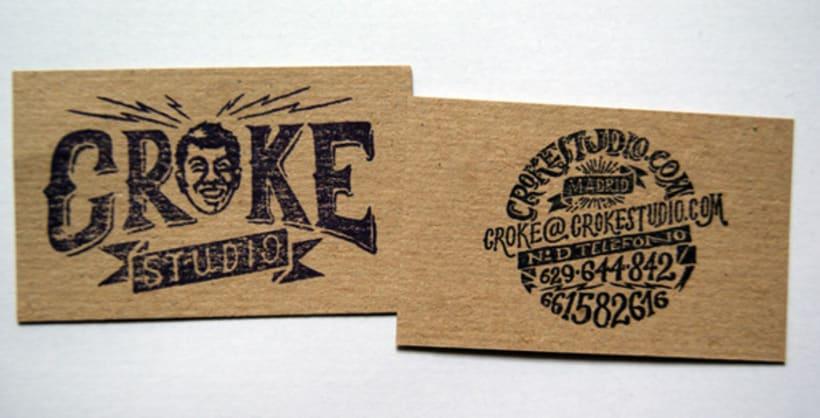 Tarjeta Croke Studio 3