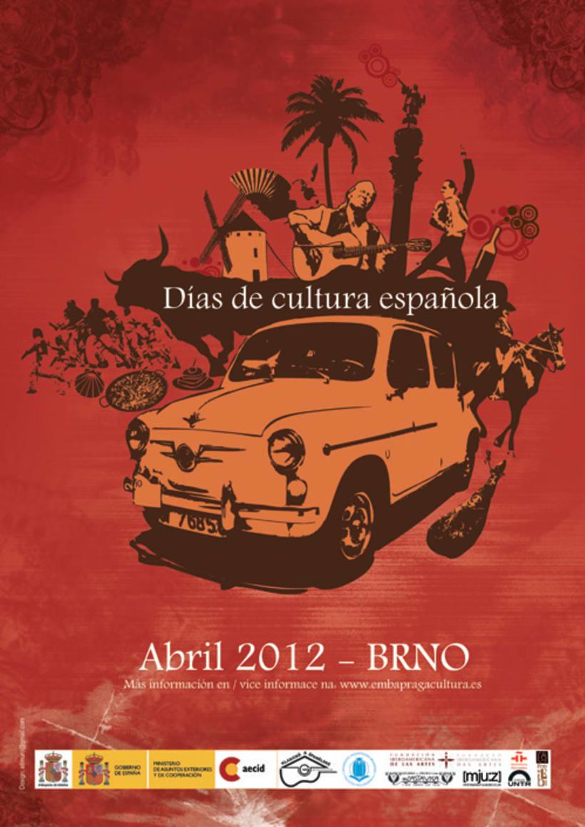 Días de la cultura española 2012 - Dny španělské kultury 2012 5
