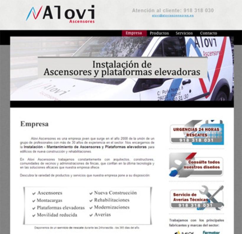 Web Corporativa 4
