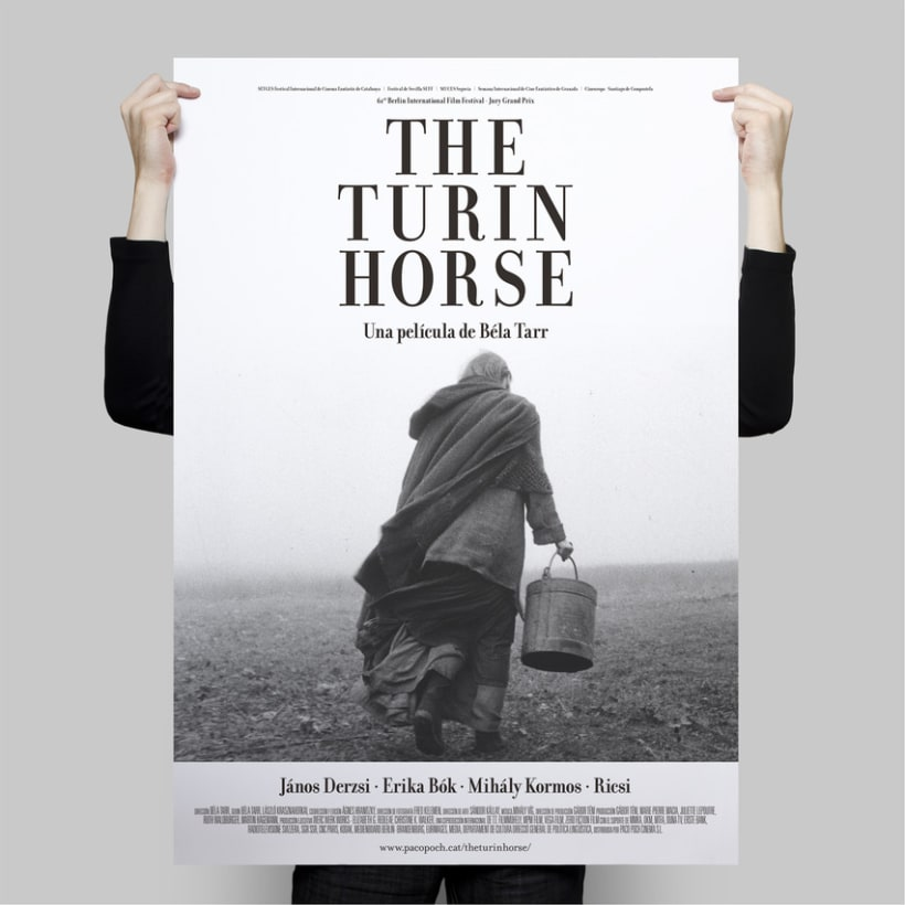 Poster The Turin Horse 1