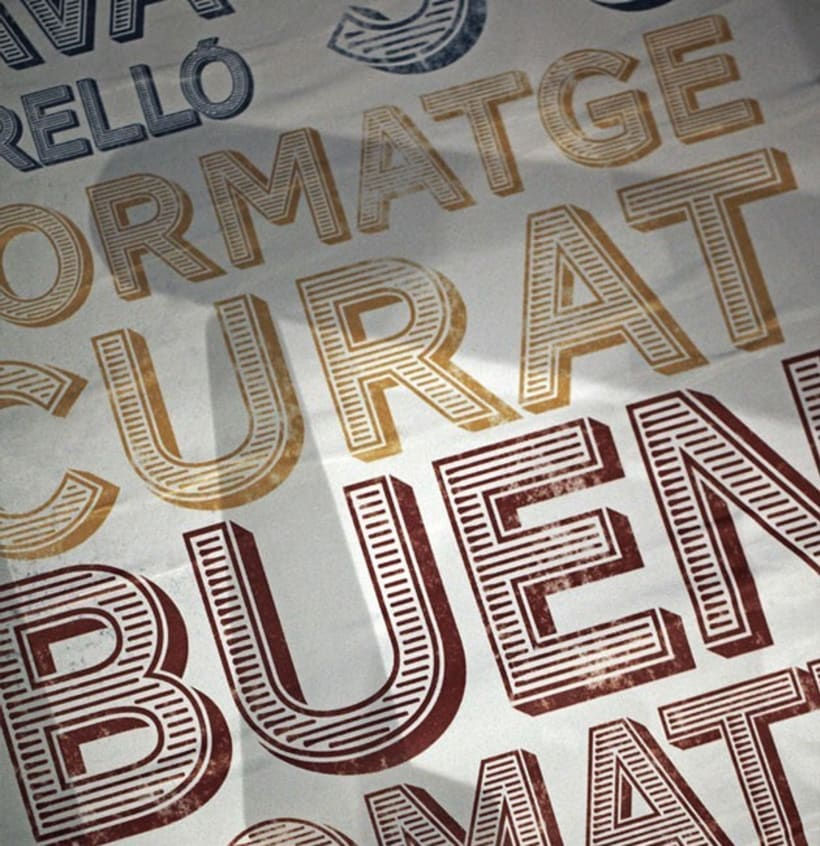 Casa Guinart La Boqueria - Identidad Corporativa 4