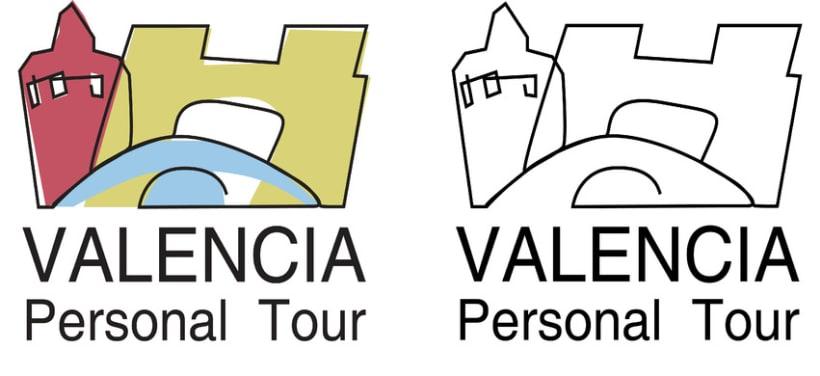 Logo Valencia Personal Tour  2