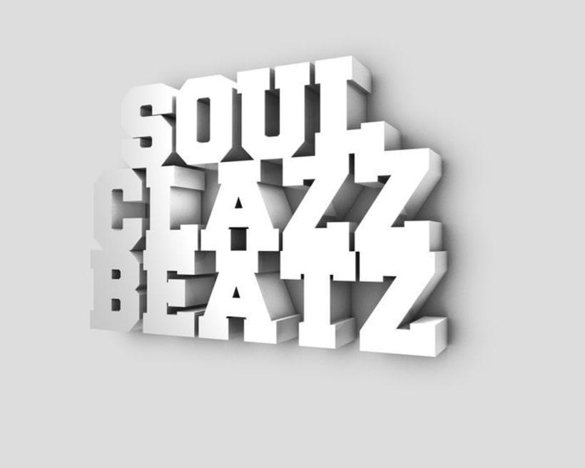 logo portada trasera soul clazz beatz 1