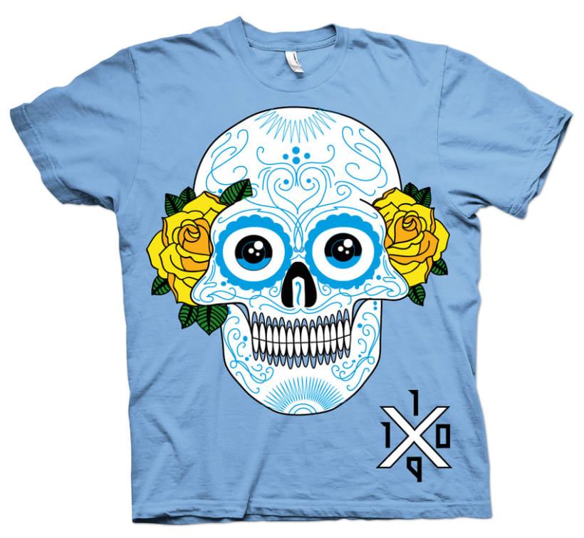 Diseño camiseta propio 1