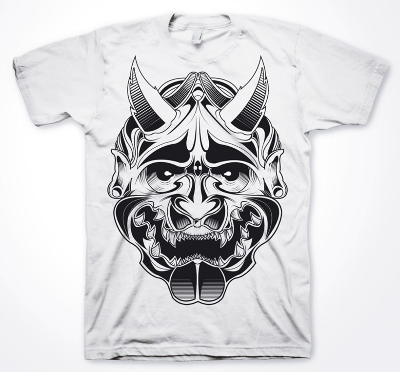 Diseño camiseta propio 2