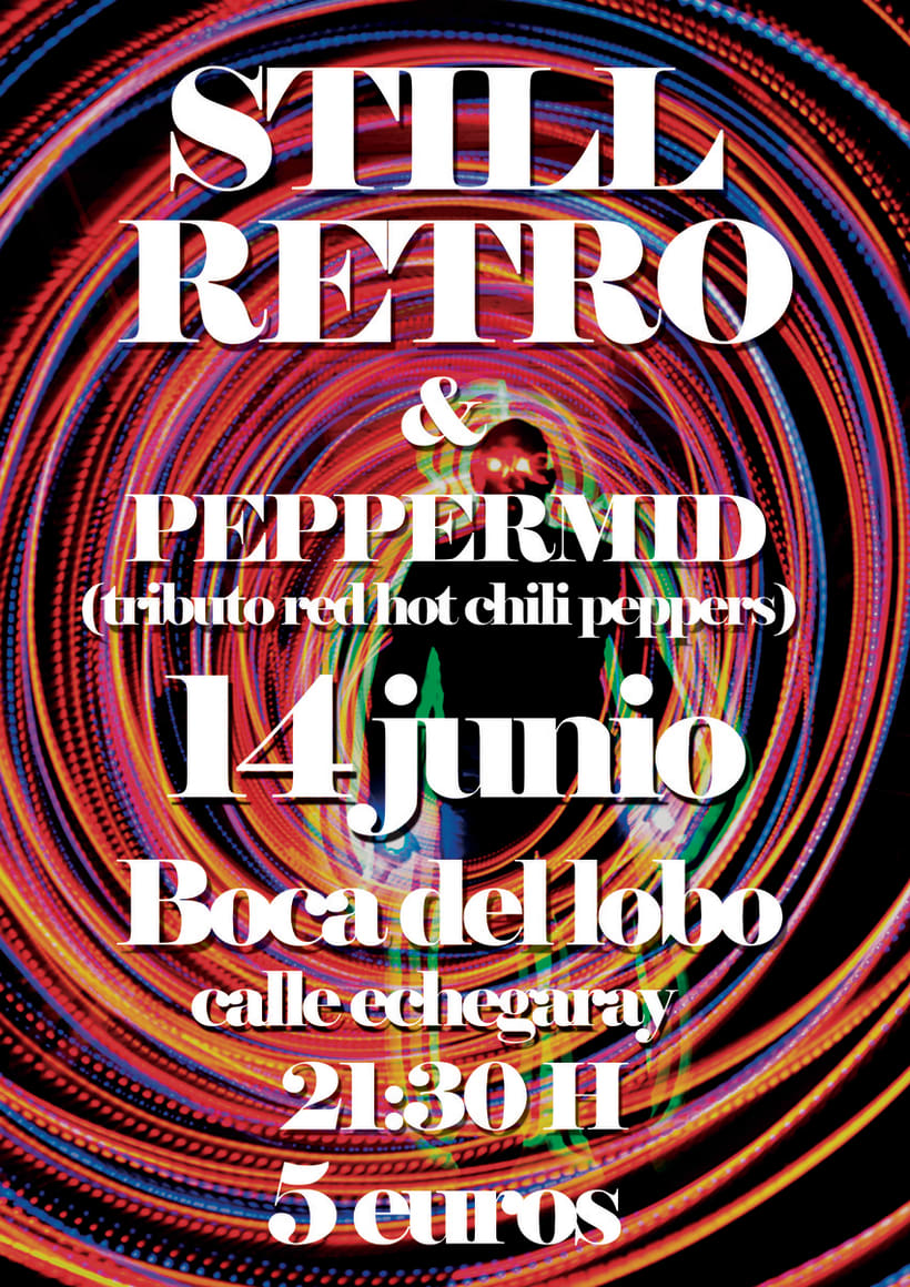 Carteleria Still Retro 2