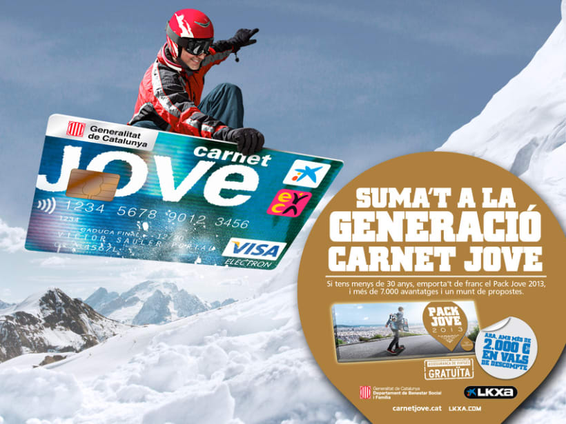 Carnet Jove 2013 2