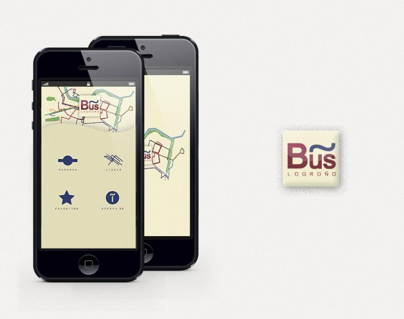 App Bus Logroño 1