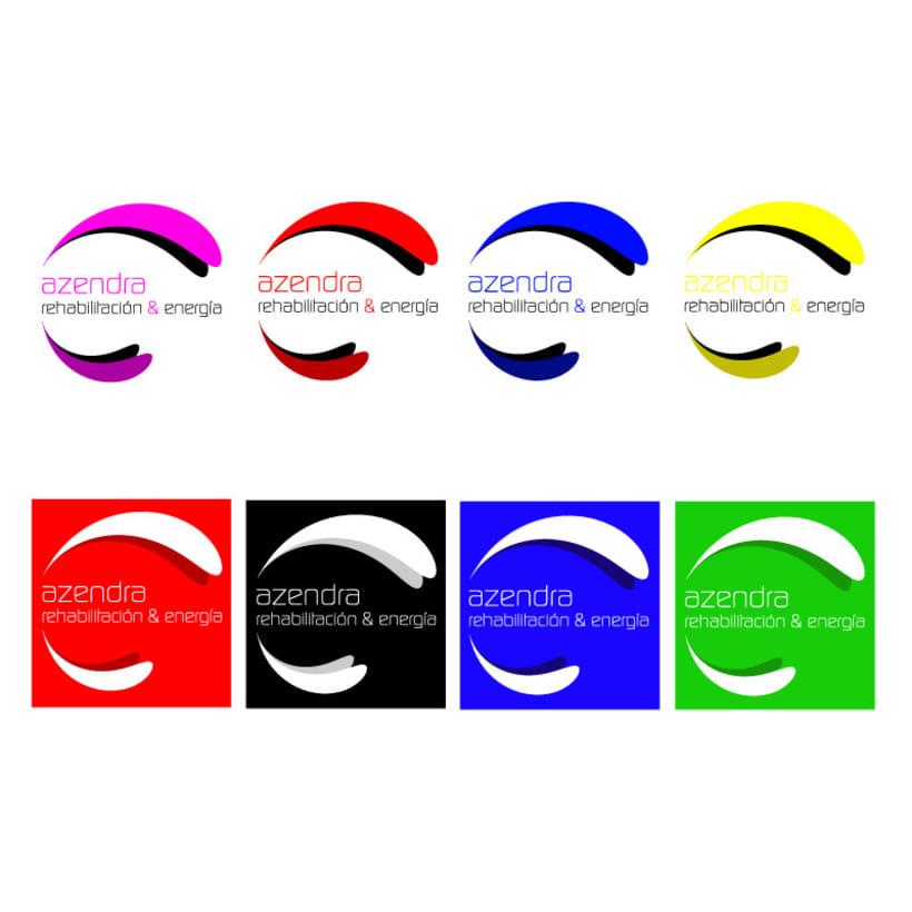 Propuesta logotipo y papelería corporativa 2