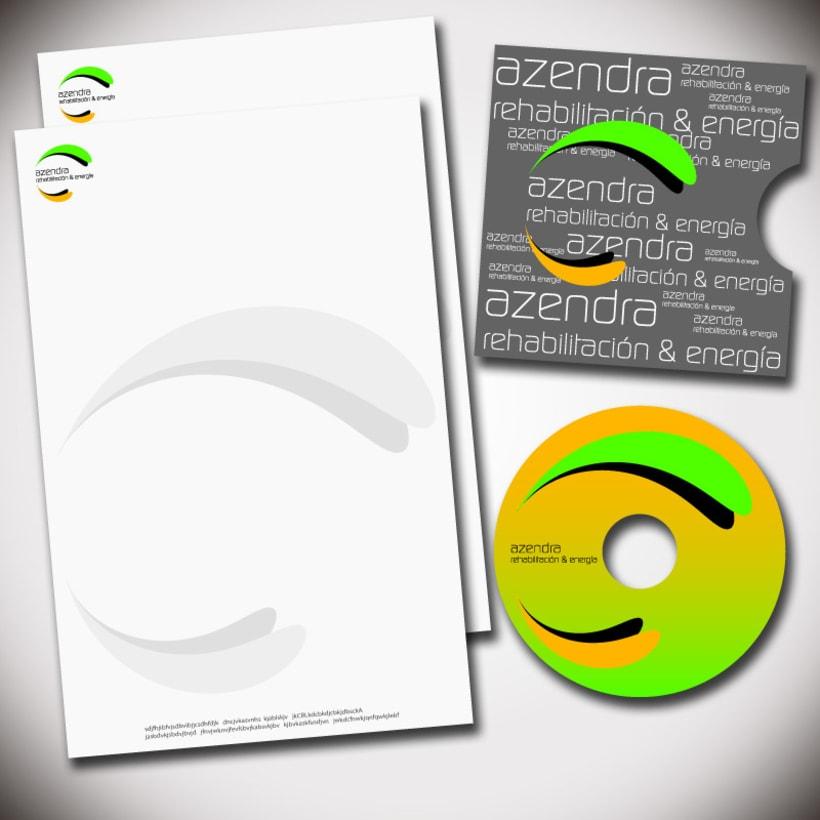Propuesta logotipo y papelería corporativa 5