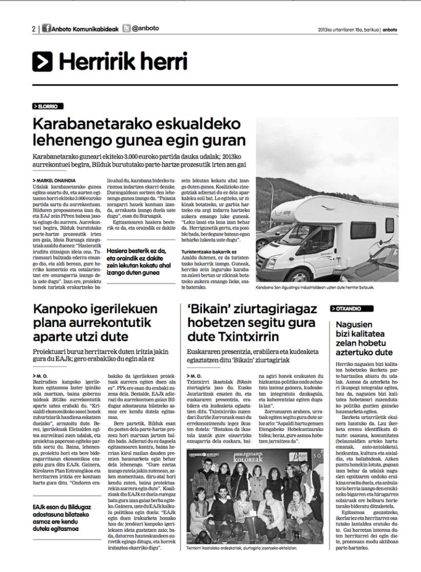 Re-diseño del periódico Anboto 3