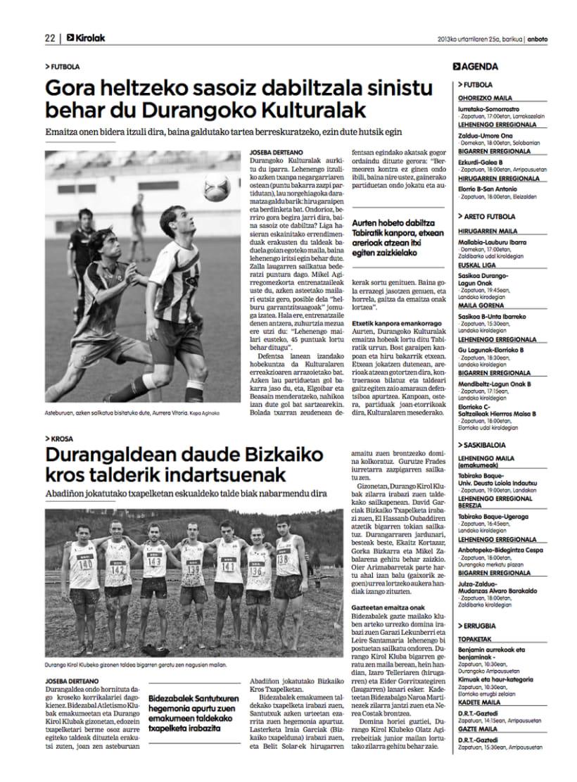 Re-diseño del periódico Anboto 12
