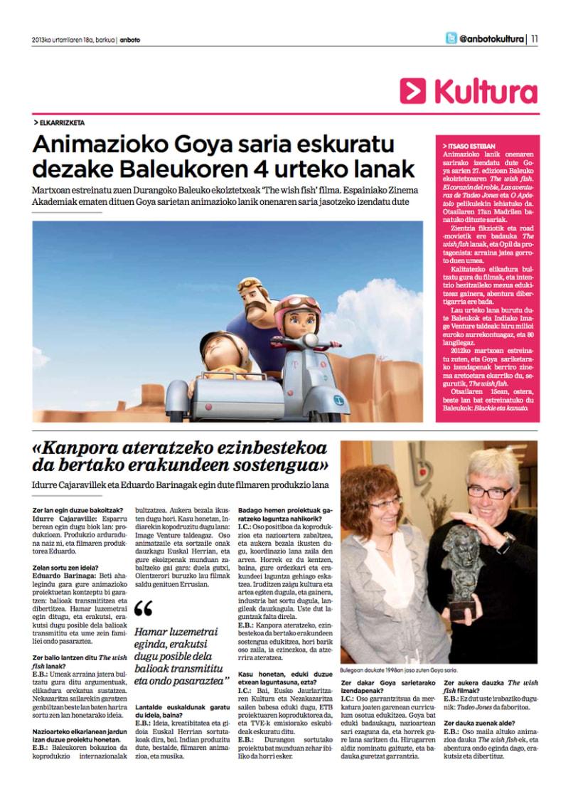Re-diseño del periódico Anboto 7