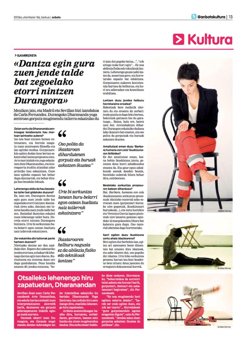 Re-diseño del periódico Anboto 6