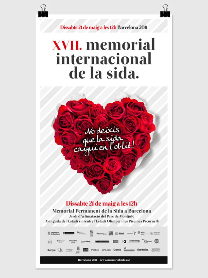 Memorial de la Sida 1