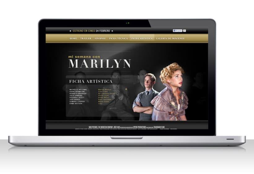 Mi semana com Marilyn 5
