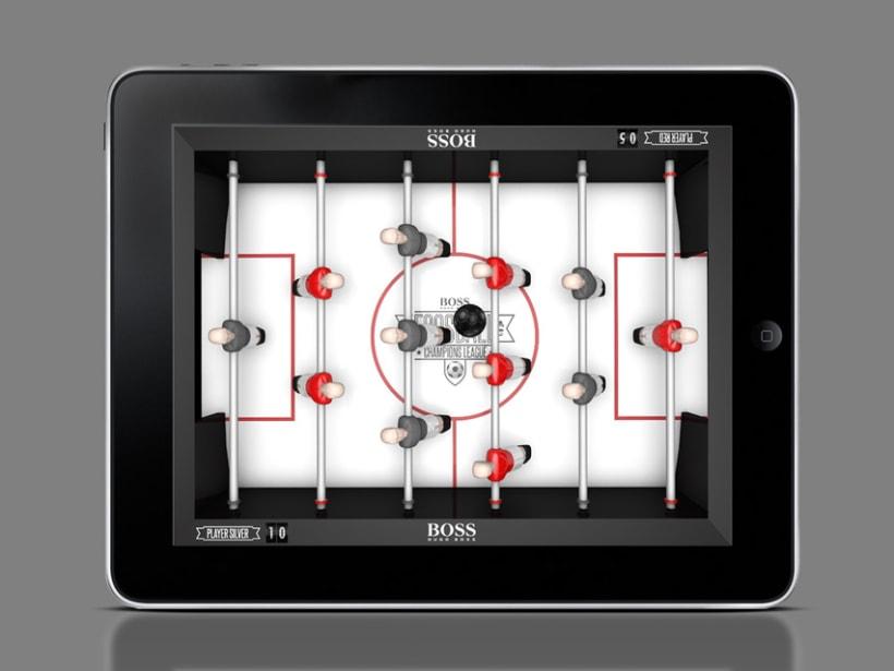 App Hugo Boss 2