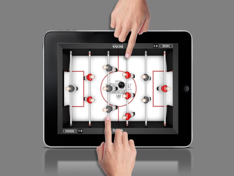 App Hugo Boss 1