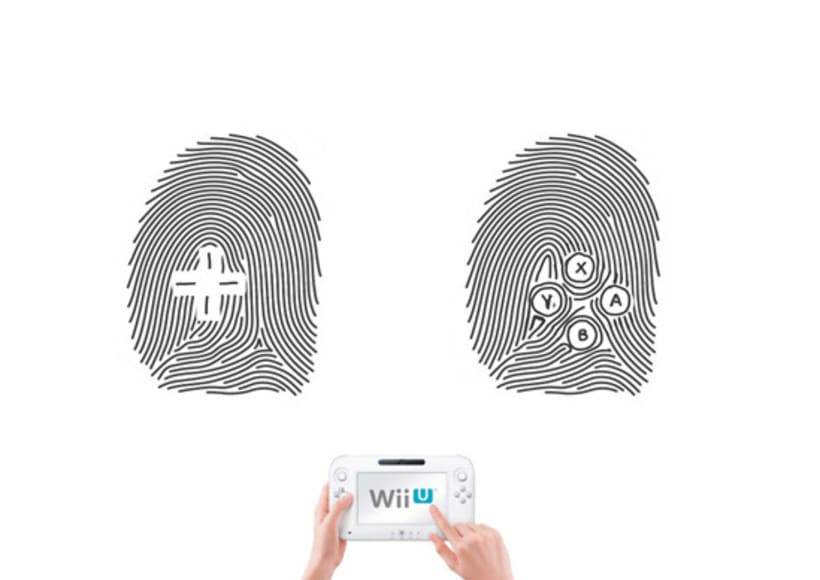 WiiU touch 6