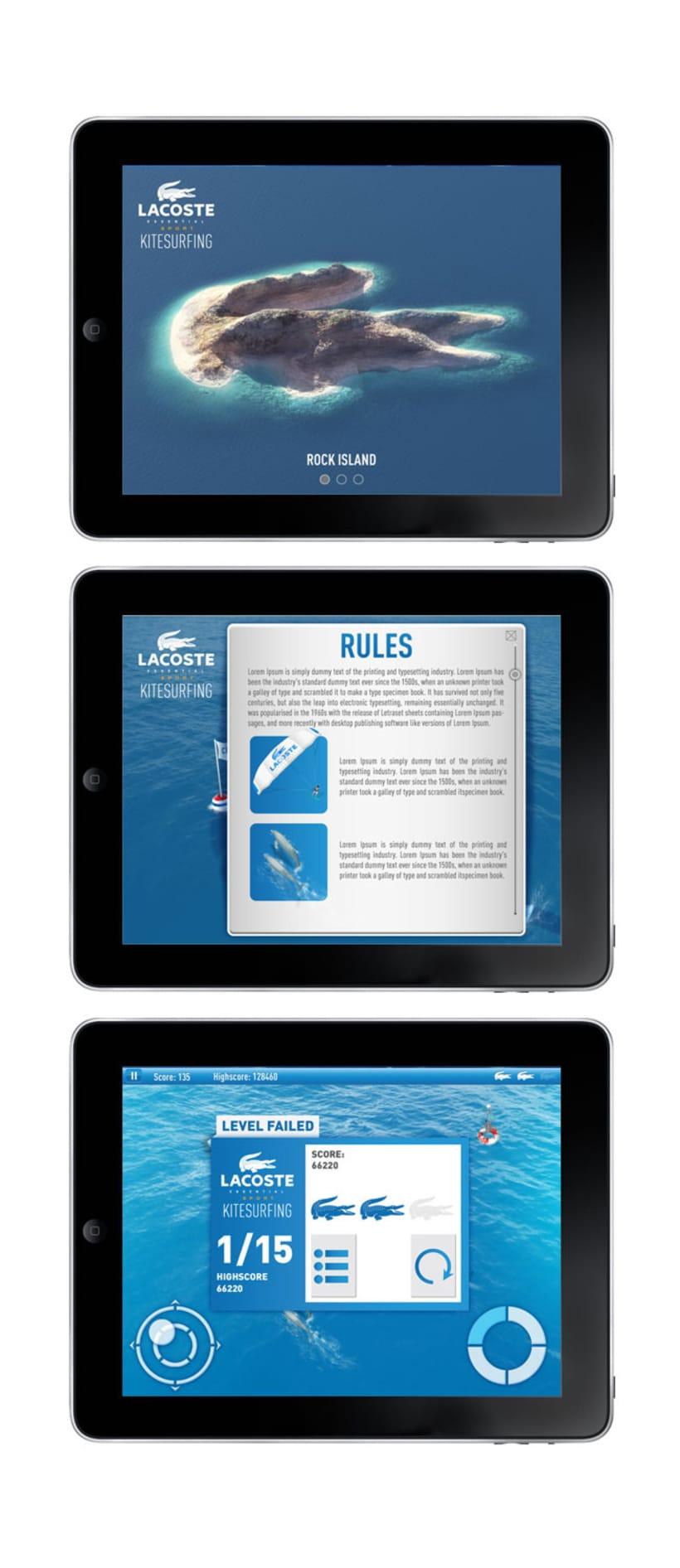App Lacoste 2