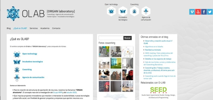 O-labs.org (Wordpress) 4