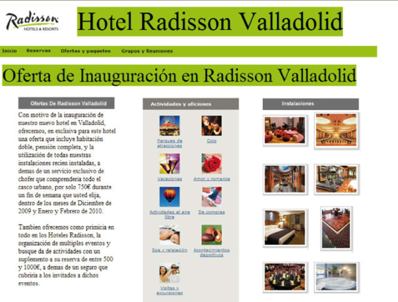 20 Aniversario Radisson 7