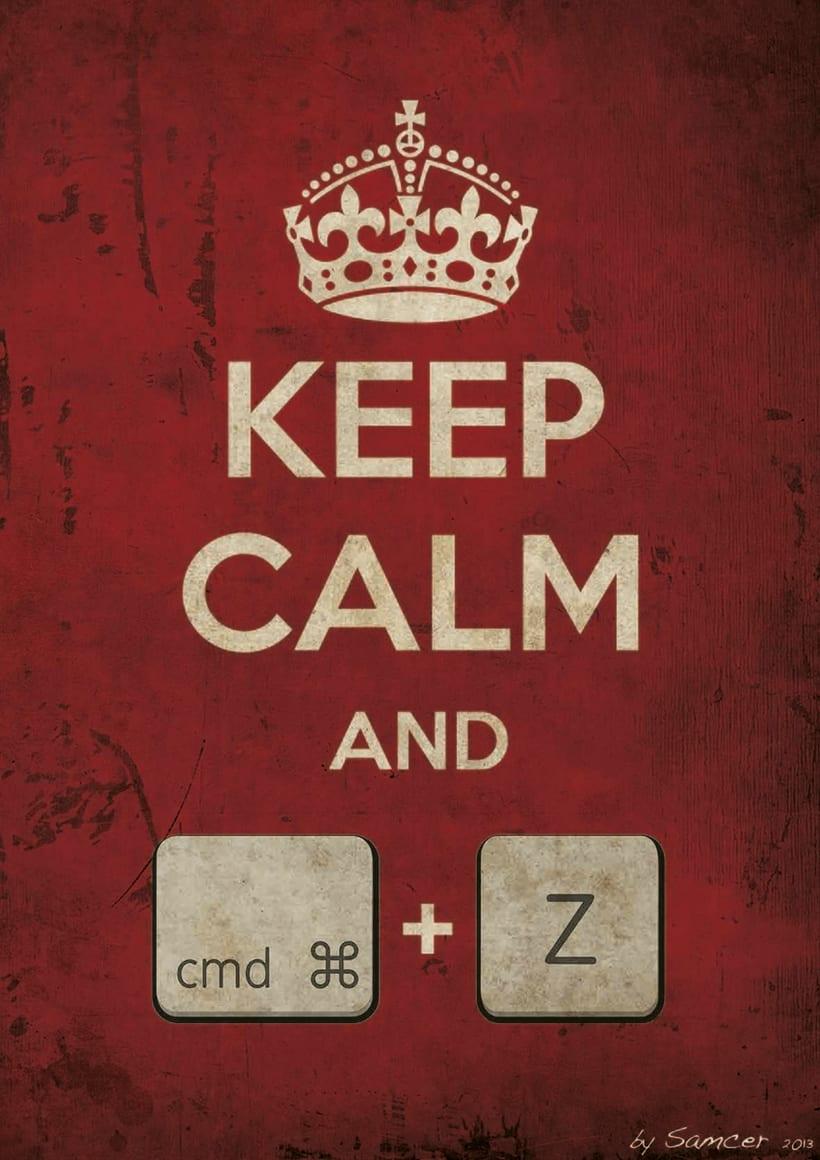 KEEP CALM 1