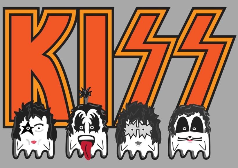 Ghost KISS 1