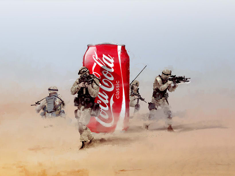 Defending the Coke 1