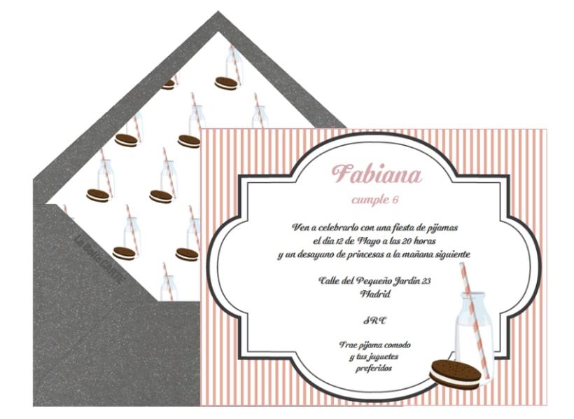 Invitaciones Infantiles 8