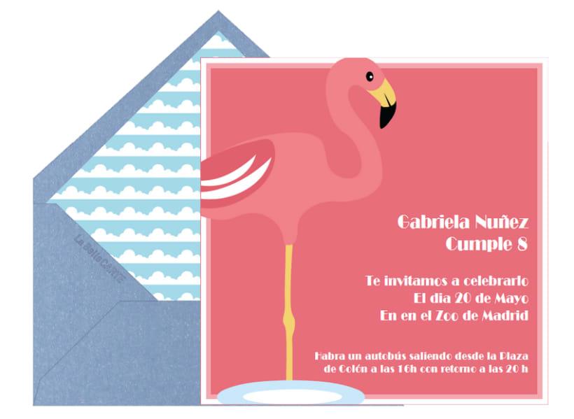 Invitaciones Infantiles 7