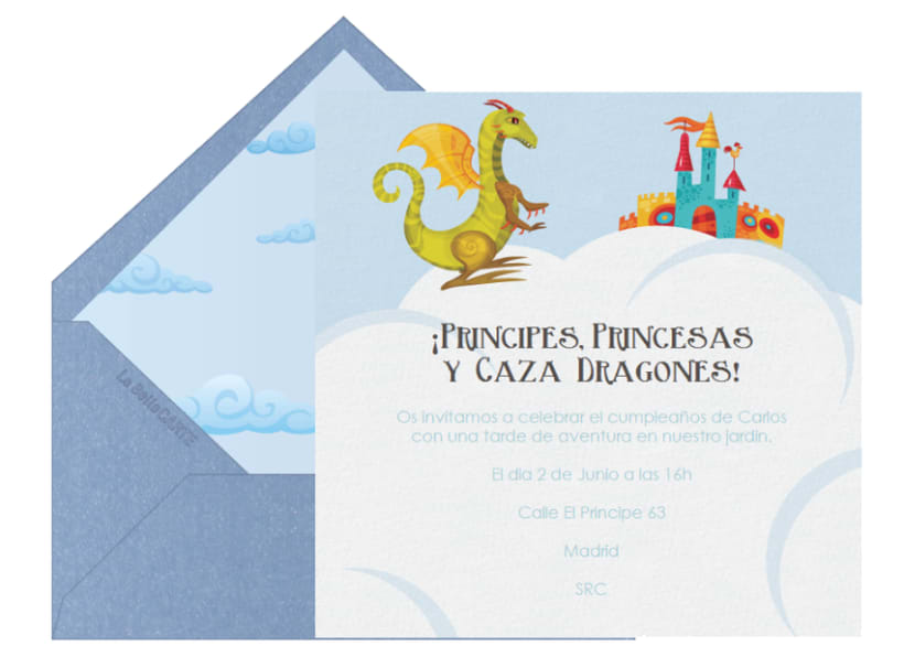 Invitaciones Infantiles 3