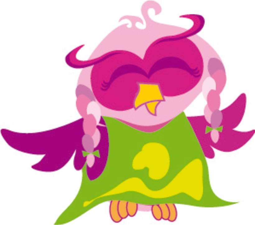 Personaje Lupita  7
