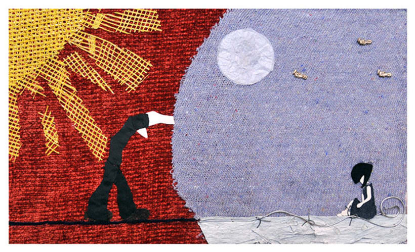 Ilustraciones textiles 4