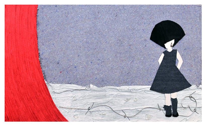 Ilustraciones textiles 5