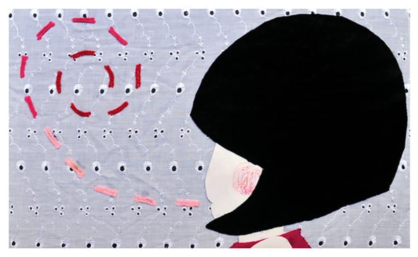 Ilustraciones textiles 7