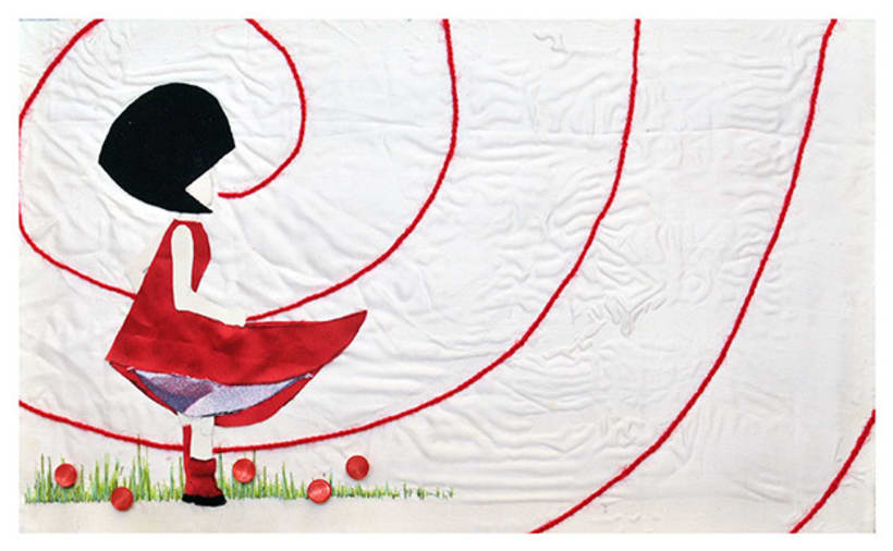 Ilustraciones textiles 10