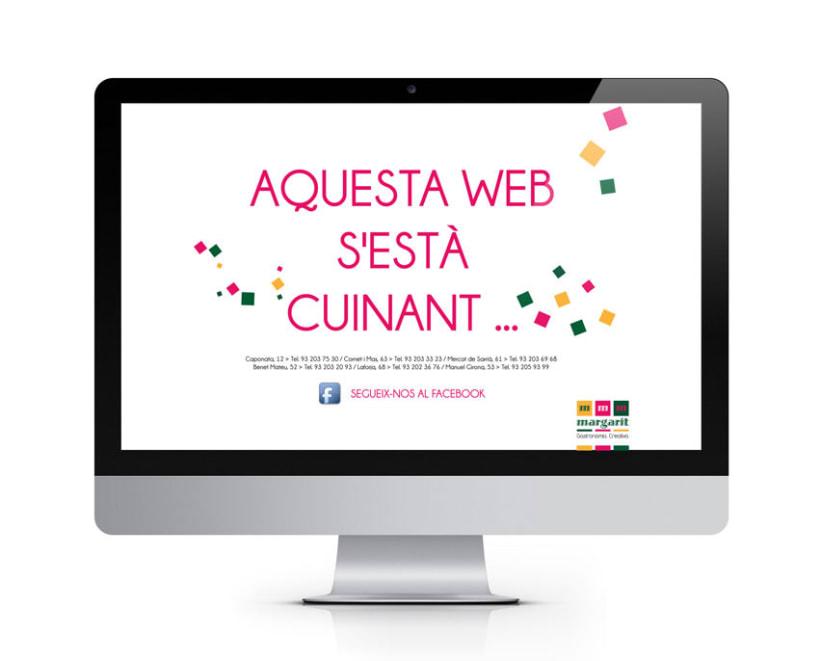 Propuesta de web para Margarit 4