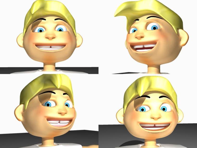 Ilustraciones 3D 3