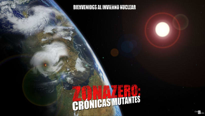 ZonZero:Cronicas Mutantes (Photoshop) 15