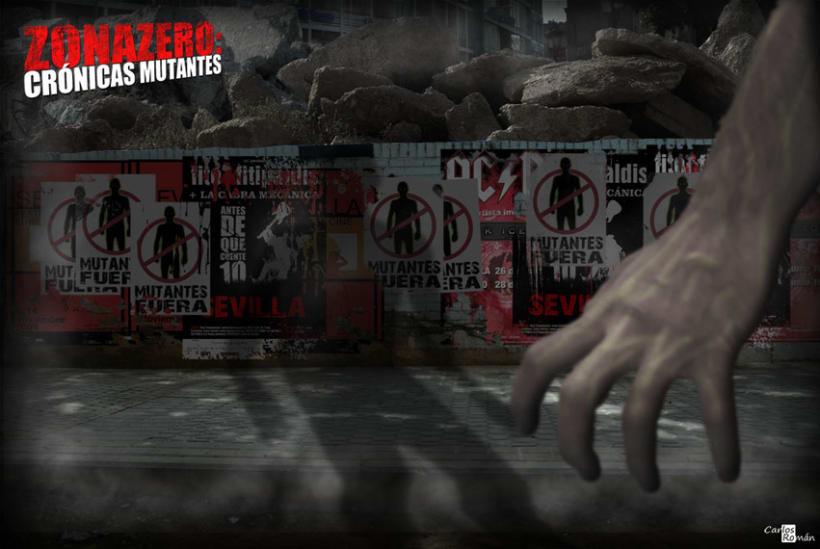 ZonZero:Cronicas Mutantes (Photoshop) 14