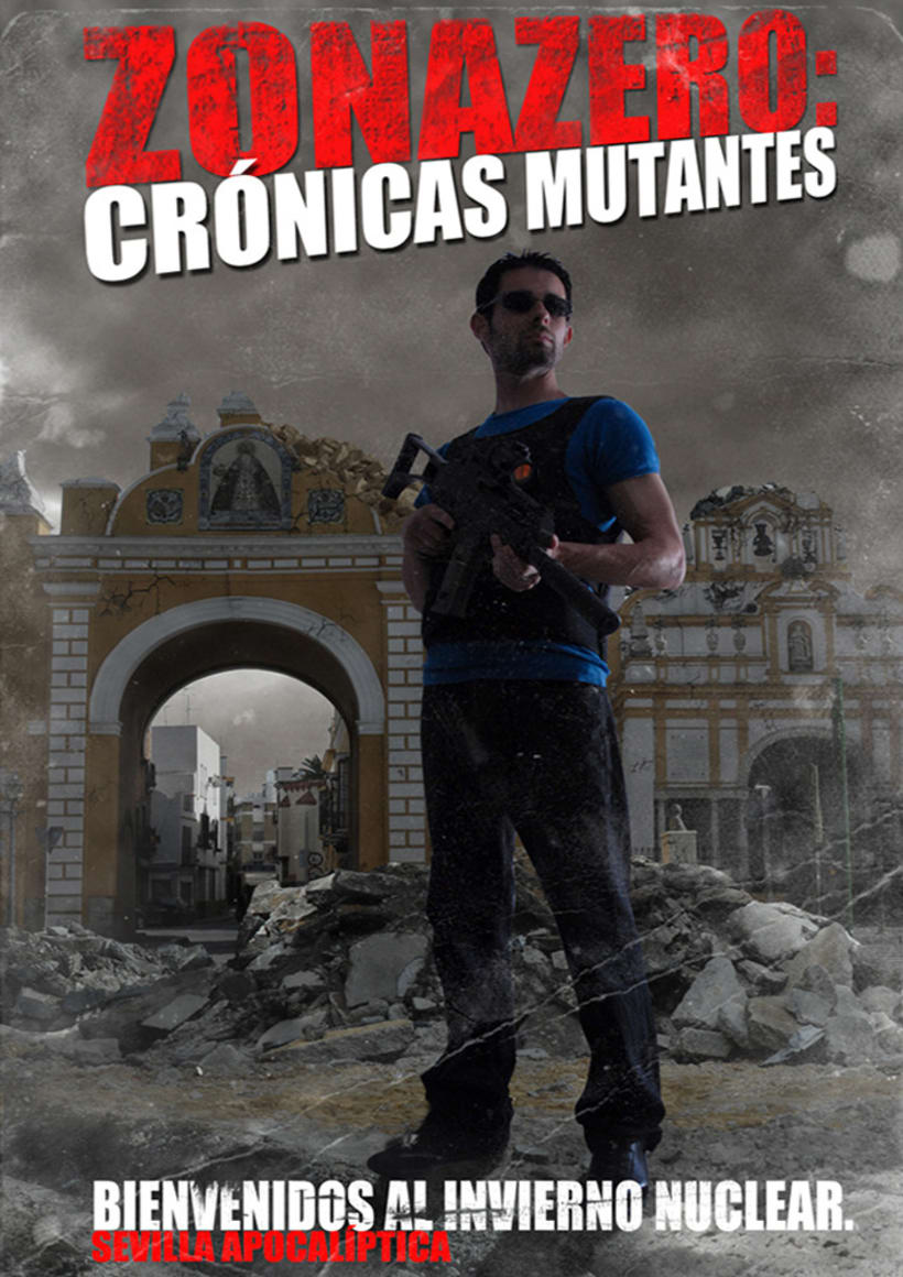 ZonZero:Cronicas Mutantes (Photoshop) 7