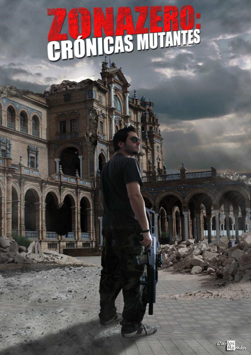 ZonZero:Cronicas Mutantes (Photoshop) 6