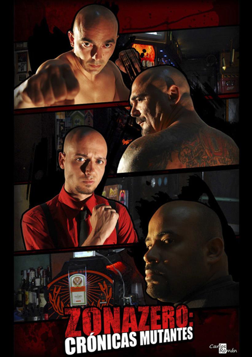 ZonZero:Cronicas Mutantes (Photoshop) 5