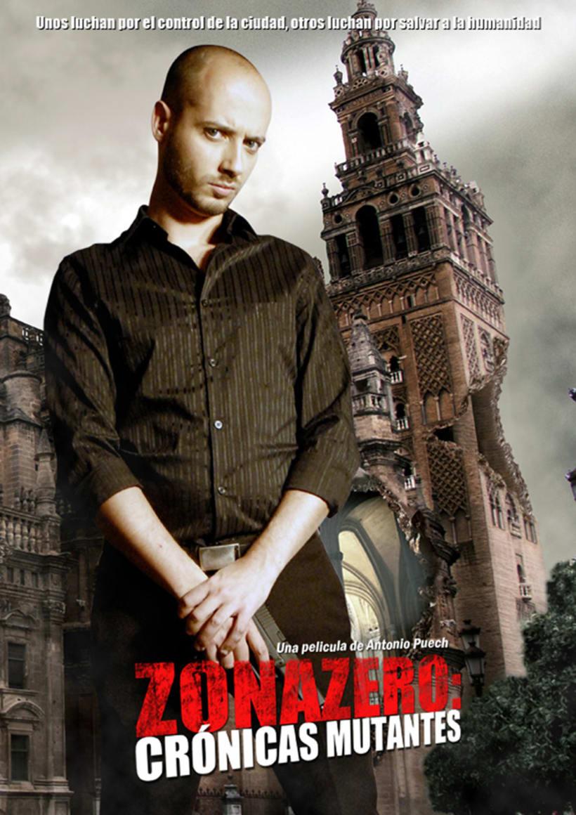ZonZero:Cronicas Mutantes (Photoshop) 4